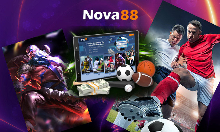 nova88 betting online sports