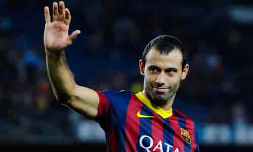 mascherano Two Year
