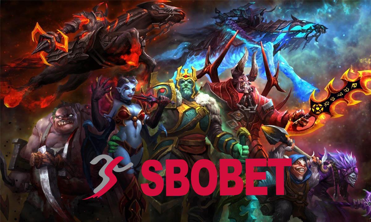 Sbobet FOR ESports