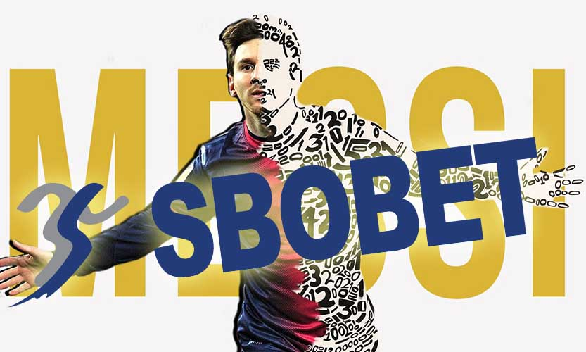 Sbobet Messi Show yellow run